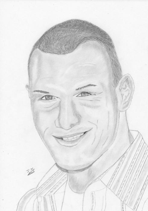 Randy Orton par Fantomas